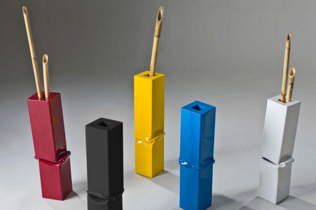 Vasi design da interno under pressure di marco ripa for Vasi design interno