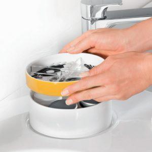 Accessori intercambiabili per il bagno di Villeroy & Boch