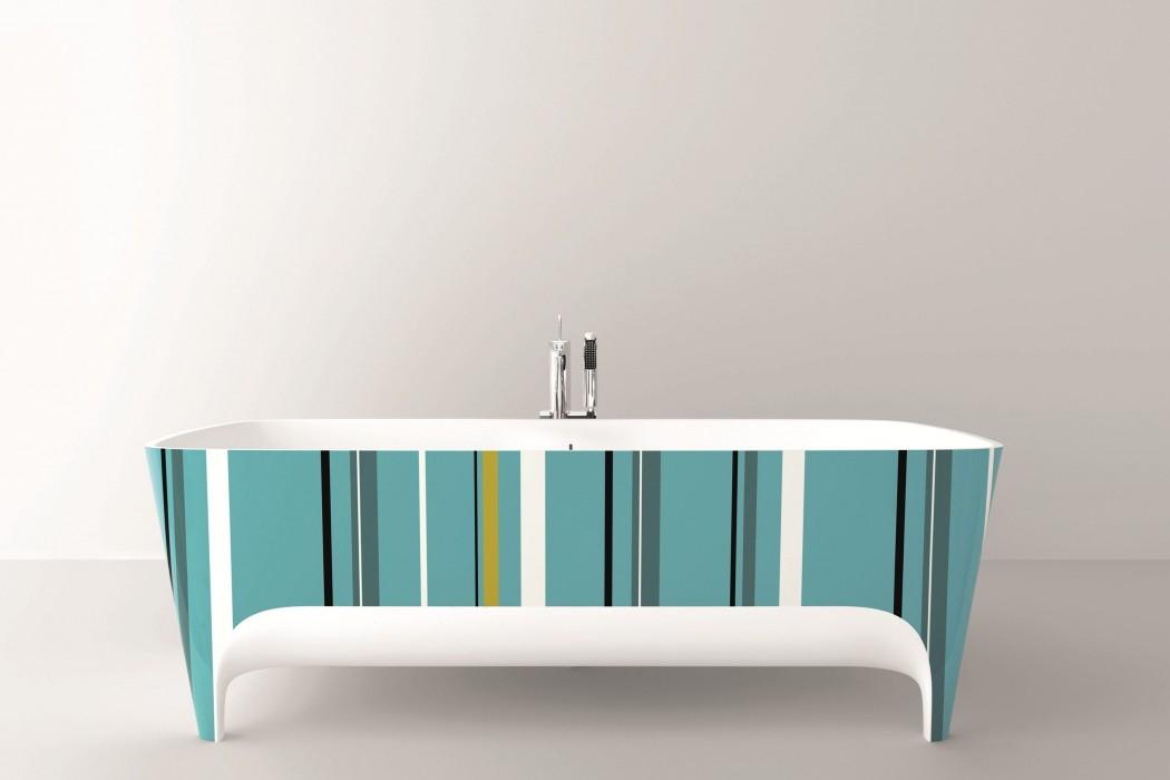Vasca Da Bagno Incasso Teuco : Accademia la vasca da bagno freestanding di teuco arredare con stile