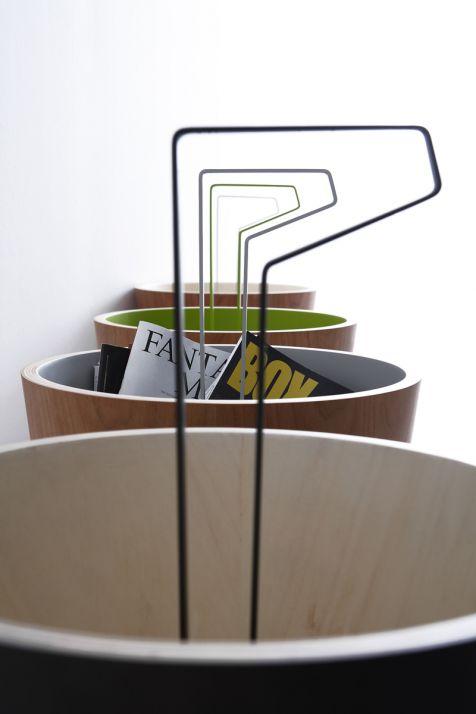 portariviste bucket design by diamantini e domeniconi 1
