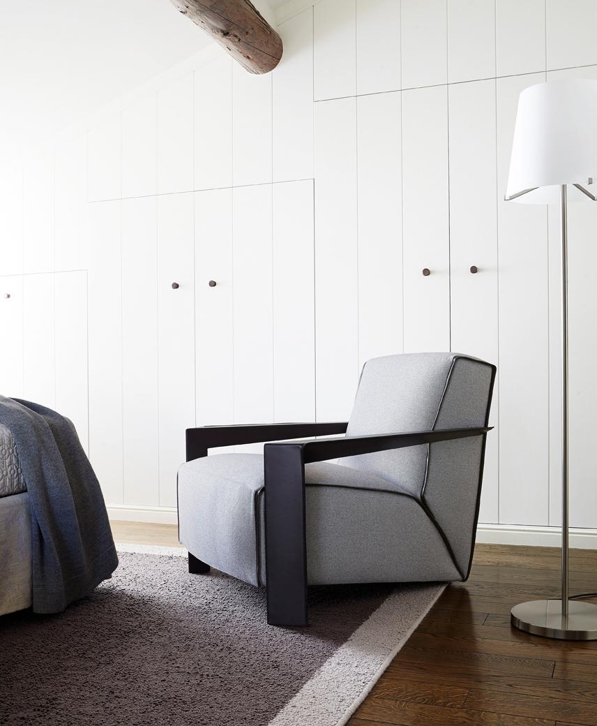 Poltrona design swan Chelsea