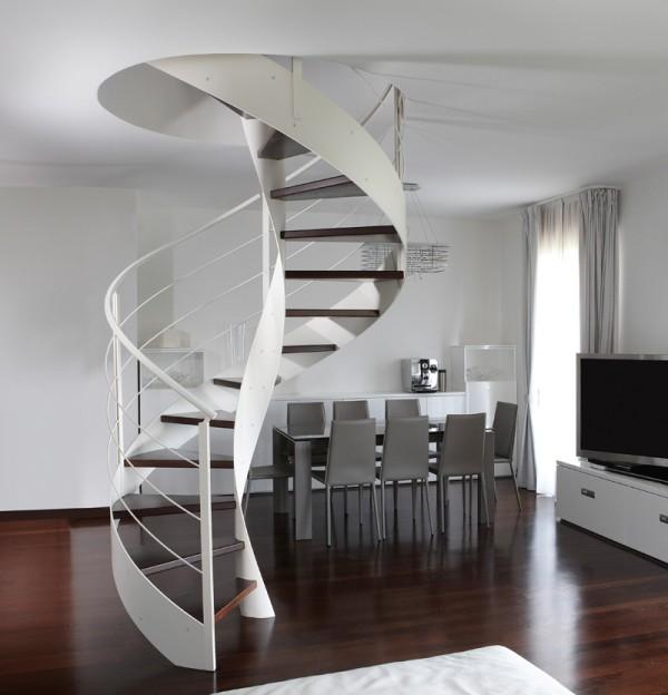 Scale interni arredare con stile - Scale design interni ...