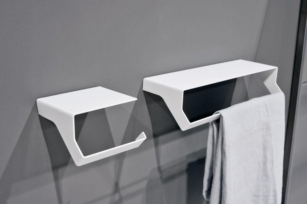 Gli accessori design per il bagno Qgini di Antonio Lupi ...