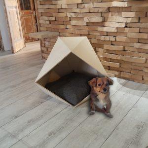 Polly-Hendrix Dog House: quando la cuccia è di design