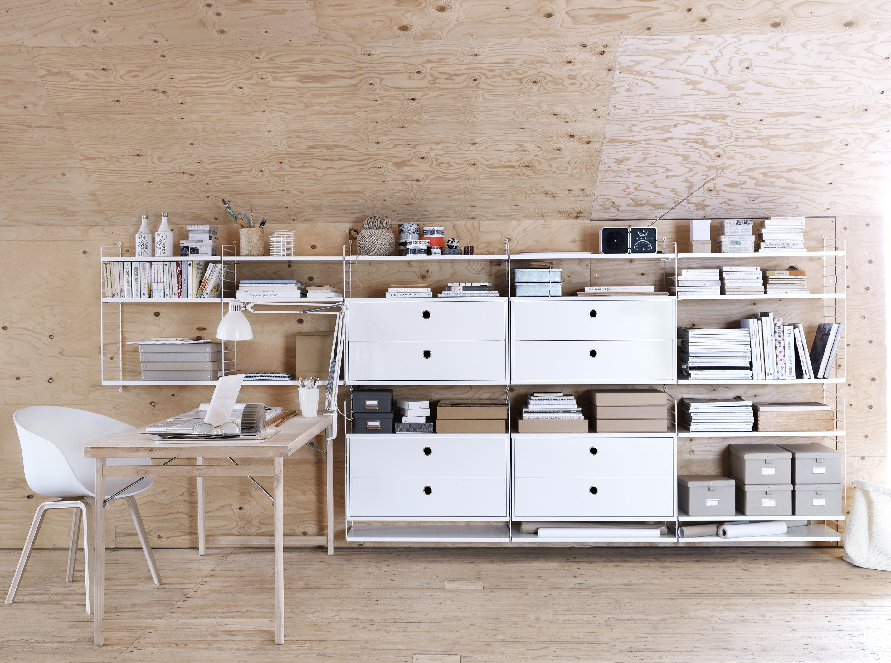 string system libreria ufficio design