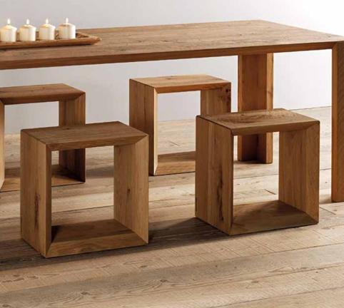 essence wood seduta forma45