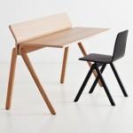 scrivania plywood desk hayCPH190