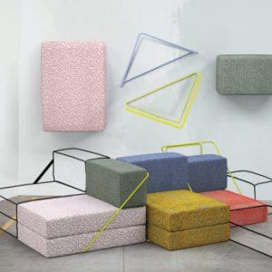 Rodolfo: Il divano dal design riconfigurabile di TheSign