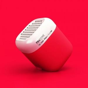 Gli speaker bluetooth si vestono dei colori di Pantone