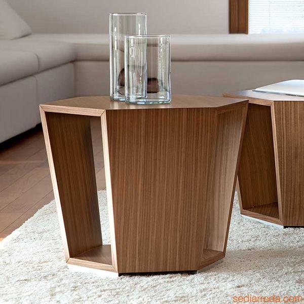 Tavolini Da Caffe Moderni.Tavolino Da Salotto Moderno Diamonds Arredare Con Stile