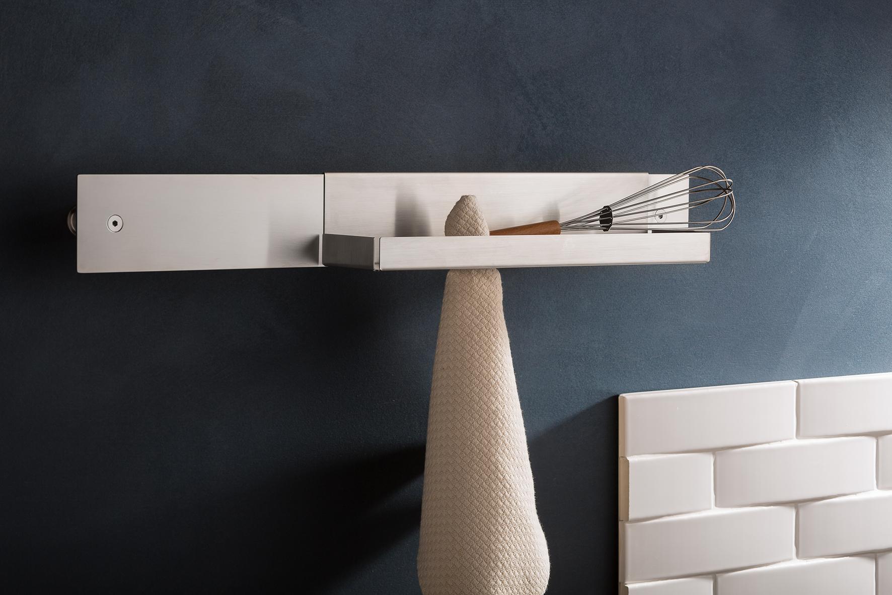 Accessori Bagno Design Minimale.Accessori Per Il Bagno In Acciao Inox Arredare Con Stile