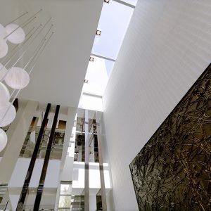 Un attico a Beirut firmato Lithos Design