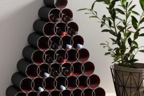 Come scegliere il giusto portabottiglie da vino