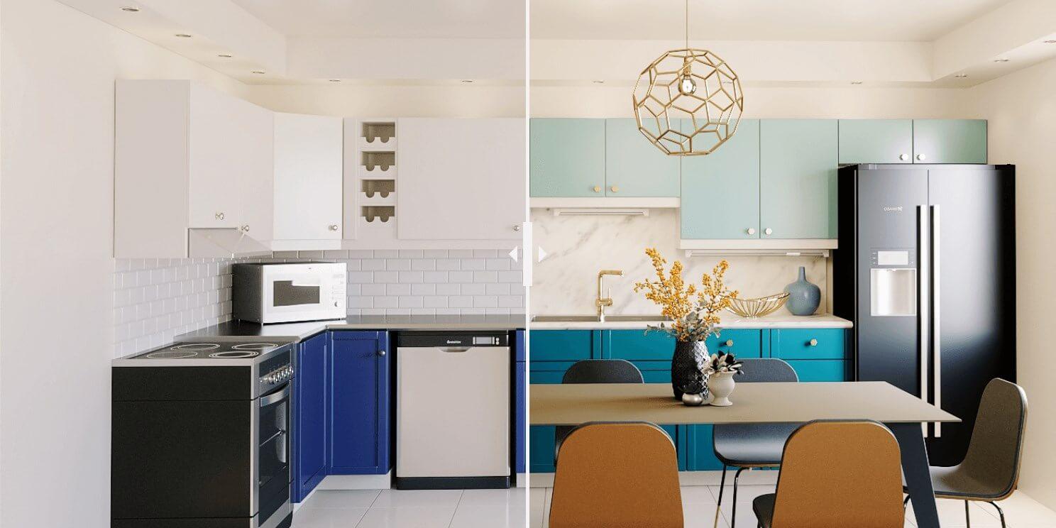 Rinnovare la cucina, 5 progetti da cui farsi ispirare