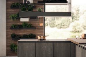 Elegante e contemporanea: Arredo3 presenta la nuova cucina Kronos