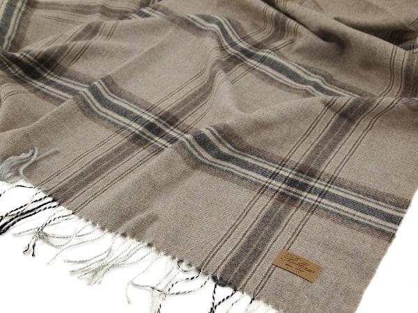 plaid in lana bellora nepal