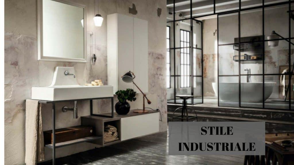 Come realizzare un bagno stile industrial
