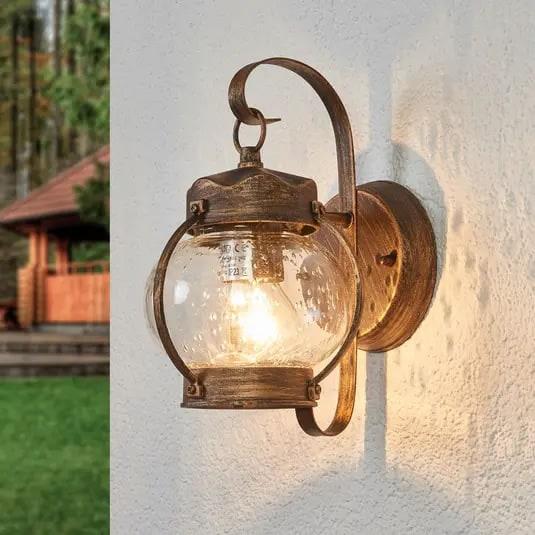Applique da esterno: meglio vintage o moderne?